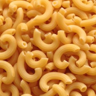 macaroni met ei