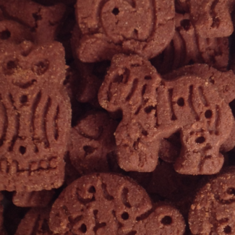 Chocolade Dierenkoekjes Glutenvrij