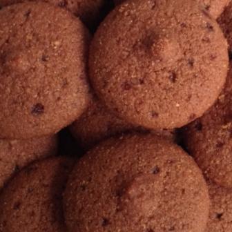Chocoladekoekjes met Amarant Glutenvrij